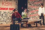 В Баку прошел трехдневный марафон юниор-лиги КВН