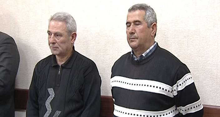 Валютчики, задержанные сотрудниками ГУБОП МВД Азербайджана