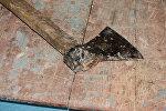 Топор, фото из архива