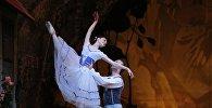 На сцене Азербайджанского государственного академического театра оперы и балета состоялся показ спектакля Жизель