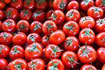 Продажа помидоров, фото из архива