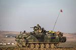 Türk tankı Suriyada