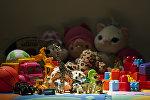 Игрушки, фото из архива