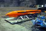Тяжелый боеприпас фугасного действия MOAB, 11 марта 2003 года