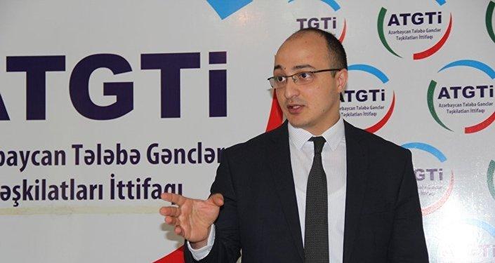 Заур Мамедов, политолог, кандидат политических наук, преподаватель Академии государственного управления при Президенте Азербайджана