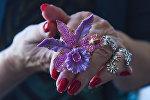Уникальные ювелирные украшения со всего мира на выставке в Баку
