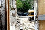 Снос домов на улице Сулеймана Рустама, 193