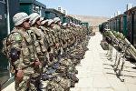 Военнослужащие ВС Азербайджана, фото из архива