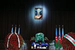 Natiq Əliyevlə vida mərasimi