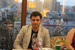 Финалист национального музыкального проекта Народная звезда Анар Набиев