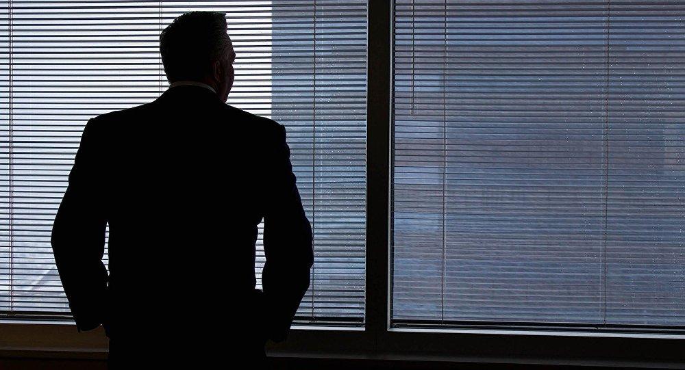 Бизнесмен, фото из архива