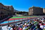Гран-при Азербайджана Формула-1, фото из архива
