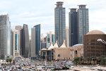 Центральная часть города Доха