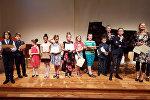 Юная уроженка Ходжалы, пианистка Бриллиант Мамедли заняла второе место на международном конкурсе исполнителей Concours International pour jeunes interpretes