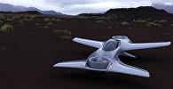 DR-7 kod adı ilə təqdim edilən uçan avtomobil