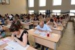 Тестовые экзамены для учителей, фото из архива