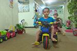 Дети в багдадском приюте