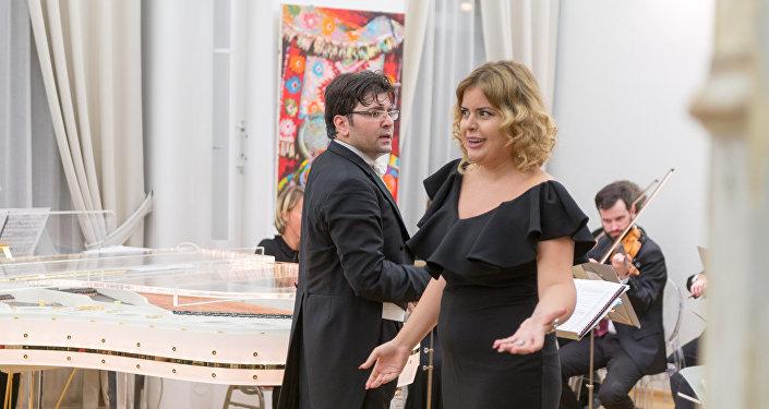 Концерт Венского камерного оркестра в Культурном центре Азербайджана в Вене