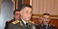 Daxili işlər naziri Ramil Usubov