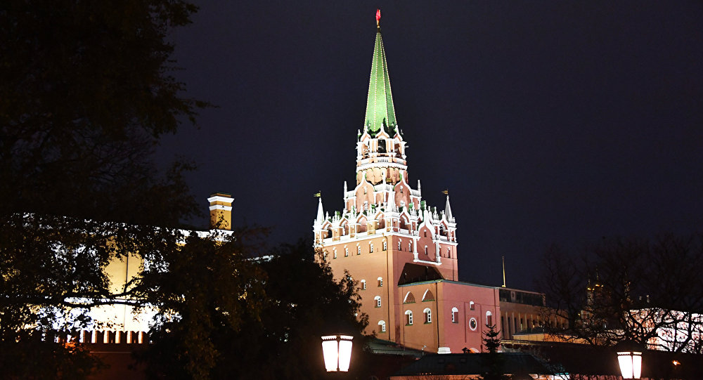Moskva Kremli, arxiv şəkli