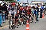 Велосипедисты в Баку, фото из архива