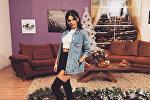 Дочь известной азербайджанской певицы Раксаны Исмайловой Айсун Исмайлова