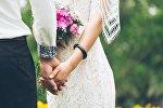 Свадьба, архивное фото