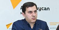 Vikipediya-nın Azərbaycan üzrə koordinatoru Elnur Eltürk
