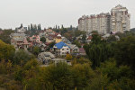 Вид на Кишинев, фото из архива