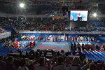 Azərbaycan karateçiləri Yeniyetmə və Gənclərin Avropa çempionatında