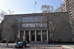 Здание Бакинской Фондовой Биржи