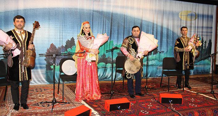 Çində Novruz Bayramı münasibətilə Azərbaycan Muğam Gecəsi təşkil edilib