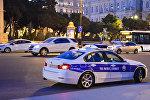 Автомобиль дорожной полиции