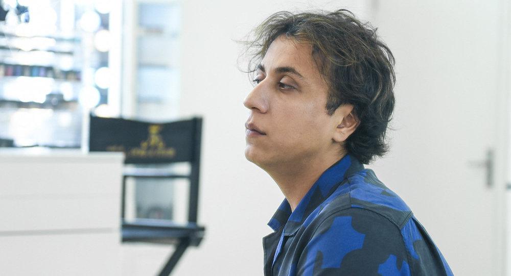 Stilist Anar Ağakişiyev, arxiv şəkli