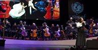 Фидан Гусейнова на международном музыкальном фестивале детского и юношеского творчества в Сан-Ремо