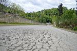 Текущее состояние автотрассы Тахтанакеран-Мики на территории Астаринского района