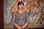 В Музейном центре открылась выставка латвийской художницы Даце Штрауса Живое наследие
