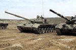 Соревнование на звание Командир лучшей танковой роты