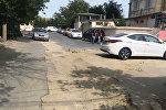 Состояние дорожного покрытия на улице Акима Аббасова, 18