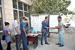 По случаю праздника Гурбан Фонд Гейдара Алиева раздал праздничные паи малообеспеченным семьям