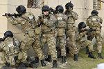 Сотрудники СГБ Азербайджана