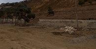 Badamdarda torpaq sürüşməsi, 13 oktyabr 2018-ci il