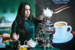 Фестиваль кофе и чая в Баку, фото из архива