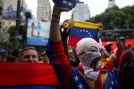 Venesuelada etirazlar