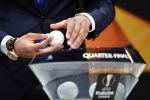 Жеребьевка Лиги Европы УЕФА