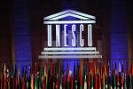 Лого ЮНЕСКО, фото из архива