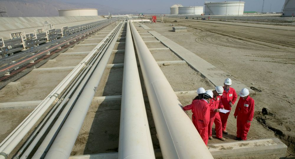 Газопровод, фото из архива