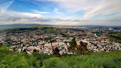 Tbilisi, arxiv şəkli