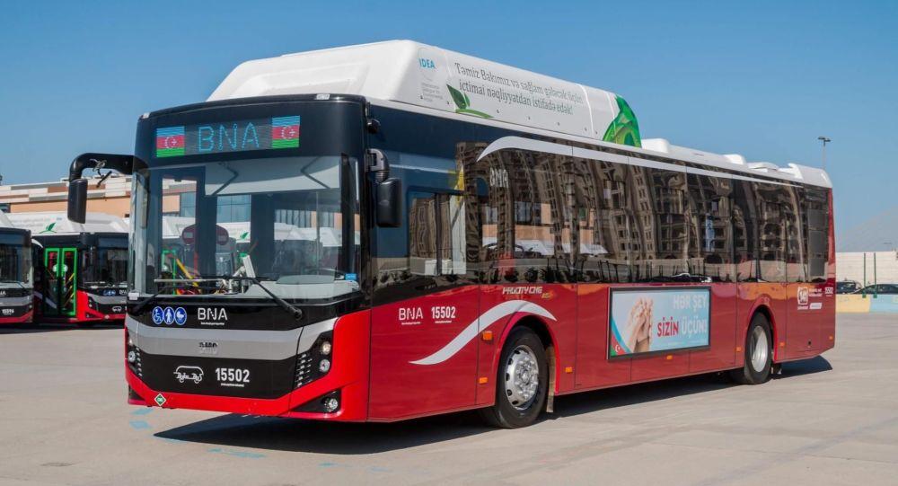 BakuBus avtobusu