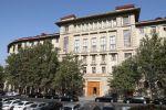 Кабинета министров Азербайджанской Республики, фото из архива